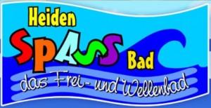 Heiden Spass Bad Logo